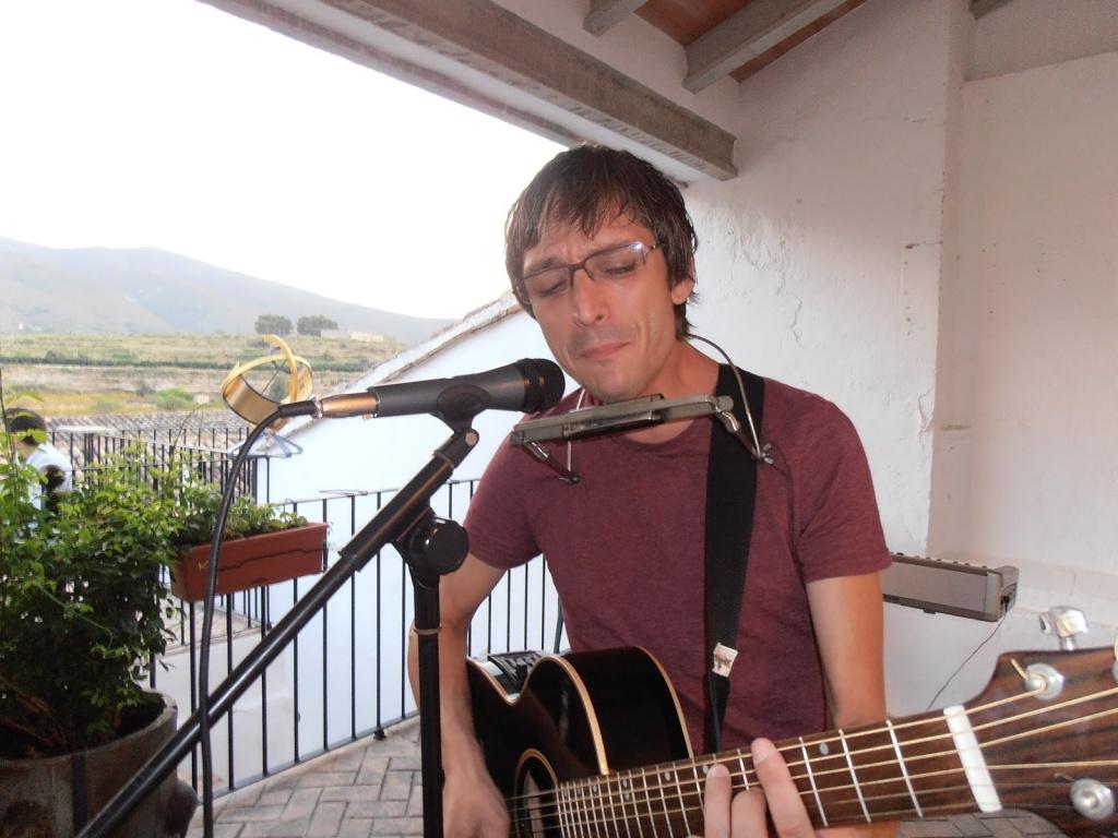 El cantautor Carles Pastor.