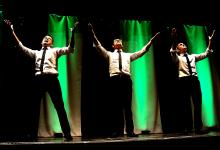 'Trio Faraona' (teatre), per Mariano Lloret