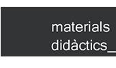 Materials Didàctics