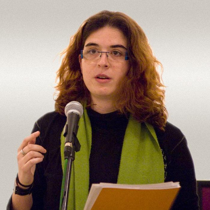 Àngels Gregori guanya el XVIII Premi Vicent Andrés Estellés de Poesia 2017 de Burjassot