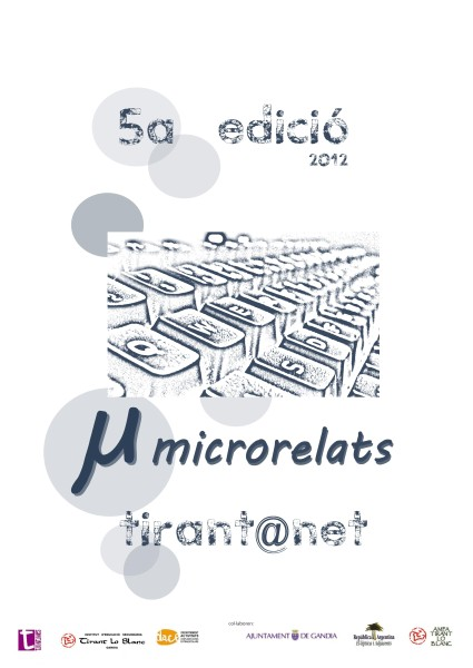 Premi de microrelats 'Tirant@net'