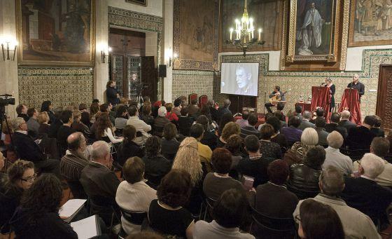 '50 premis Ausiàs March', per Josep Piera