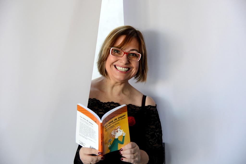 Gemma Pasqual: 'El valencià ja no és una barrera perquè els joves lligen una novel·la'