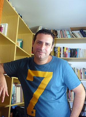 Josep Lluís Roig presenta a València la seua darrera novel·la