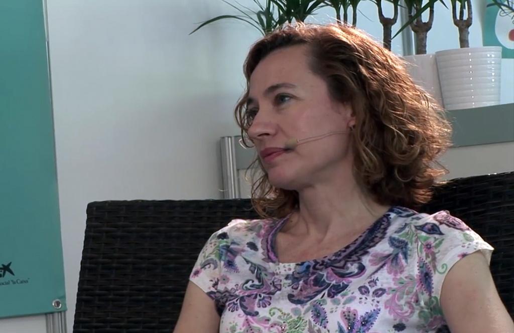 Isabel Canet presenta 'El baró de foc'
