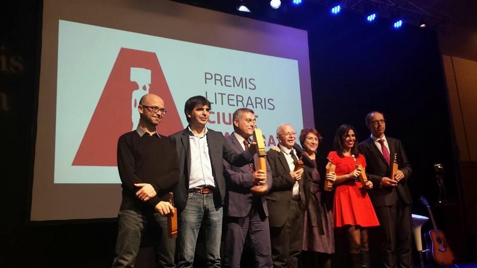 Mercè Climent guanya el Premi de Poesia dels Ciutats d'Alzira