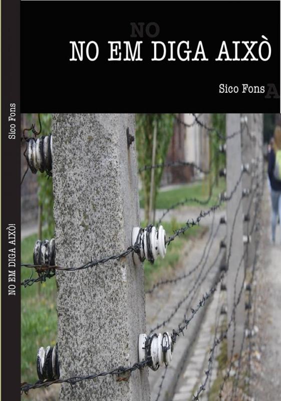 """Sico Fons presenta el llibre """"No em diga això"""", el 15 de gener a les 19.30 h a la Casa de Cultura de Simat de la Valldigna"""