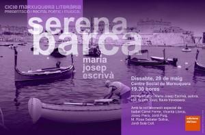 Serena barca Marxuquera