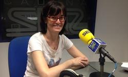 Maria Josep Escrivà recita 'La Sonata d'Isabel', de Vicent Andrés Estellés