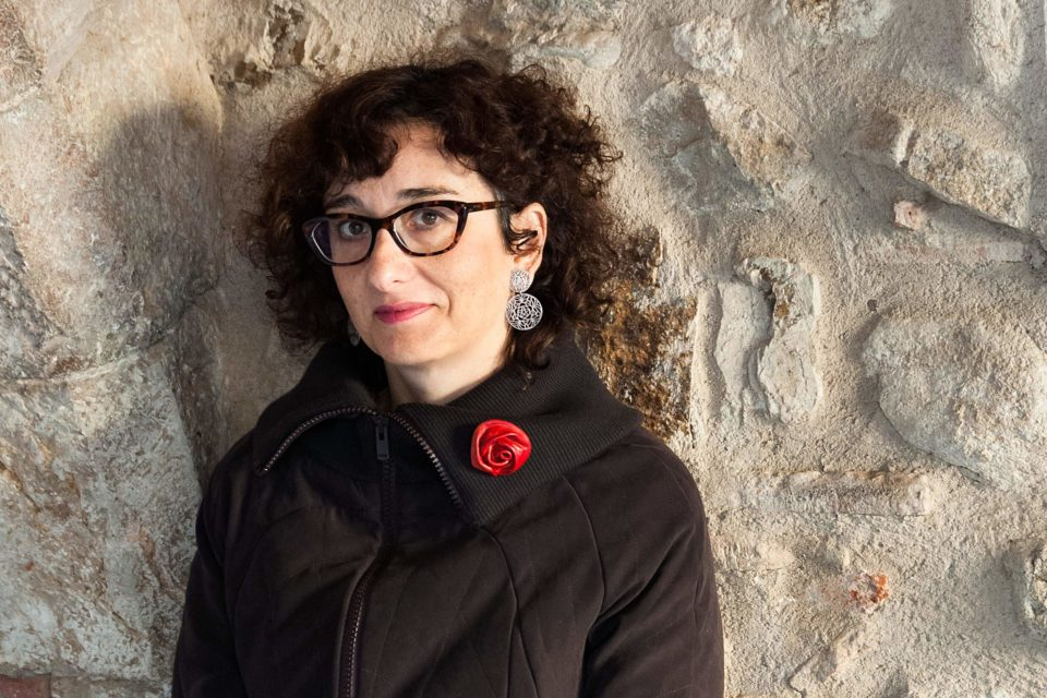 Christelle Enguix: «En algun moment vorege el precipici de la sensibleria, però no hi caic»