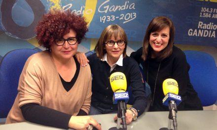 """""""Càpsules Literàries"""" amb Rosa Roig i Vicenta Llorca"""
