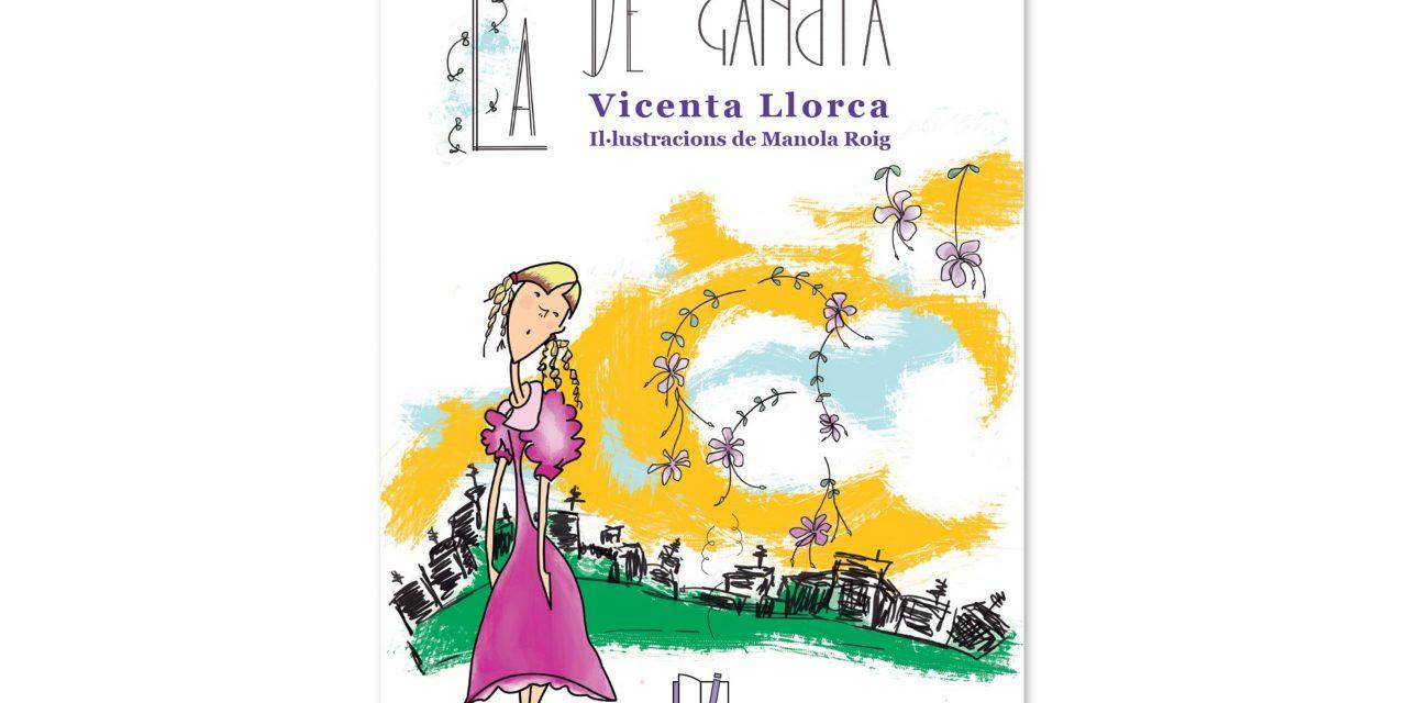 Presentació de 'La Delicada de Gandia', de Vicenta Llorca i Manola Roig (1 de desembre, divendres, Biblioteca Tamarit d'Oliva, 20.00 h)