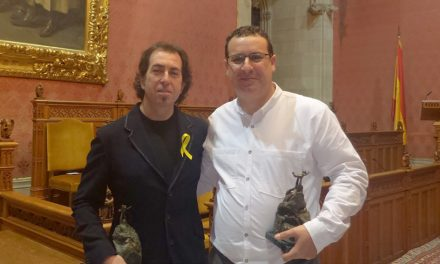 L'oliver Josep Lluís Roig guanya el Premi Mallorca de Creació Literària de poesia