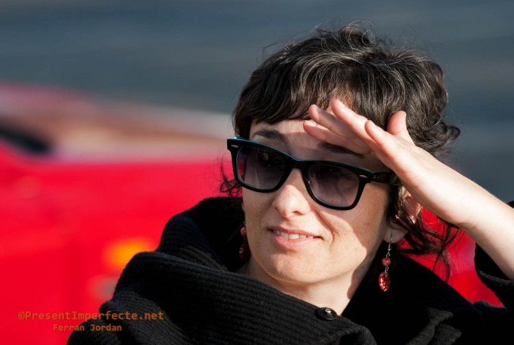 Entrevista a Christelle Enguix, autora de 'Tot el blat'