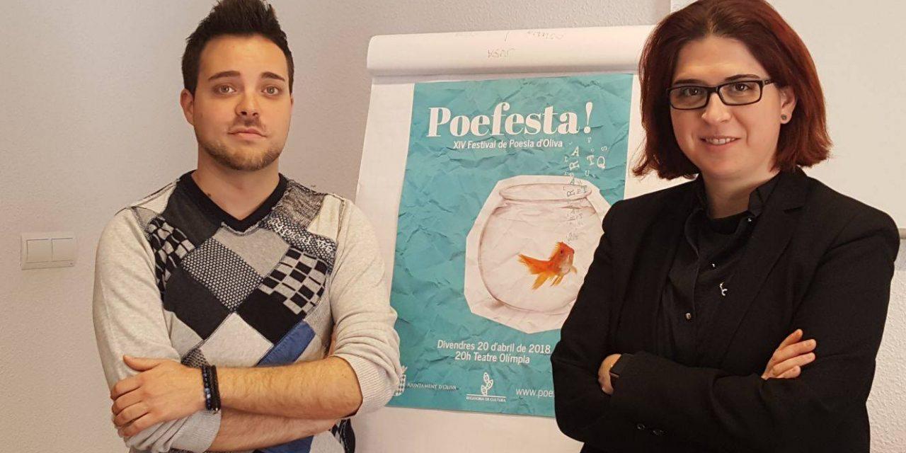 La Poefesta situa Oliva en el mapa cultural europeu