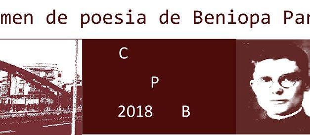 Saforíssims i els festers de la Mare de Déu dels Desemparats de Beniopa creen un premi de poesia per divulgar la figura literària del Pare Miret