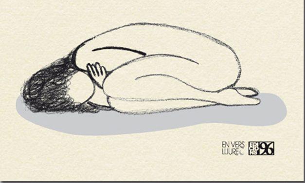 Maria Rosa Sabater presenta 'Hivern tancat'