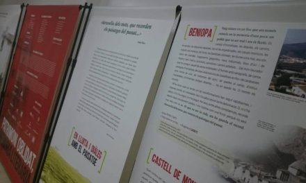 Llocnou acull l'exposició «Patrimoni oblidat, memòria literària»