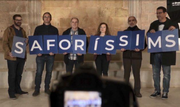 [VÍDEO] Col·lectius literaris: Saforíssims SL i El Pont Coop. de Lletres